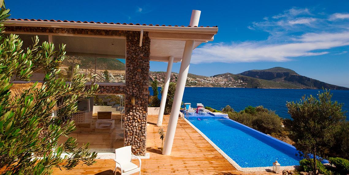 Star Hotels In Kalkan Turkey